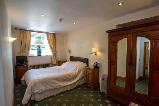Dog Friendly hotels - Craig y Nos Castle  in Wales AB15 bedroom