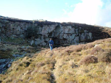 Dog Friendly holiday in Brecon Beacons National Park - Craig y Nos Mountain Walk