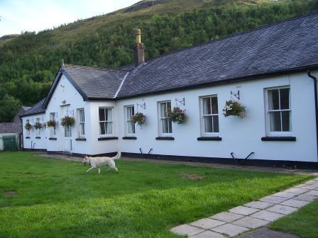 Dog Friendly holidays in Wales - Craig y Nos Castle Comfort Areas