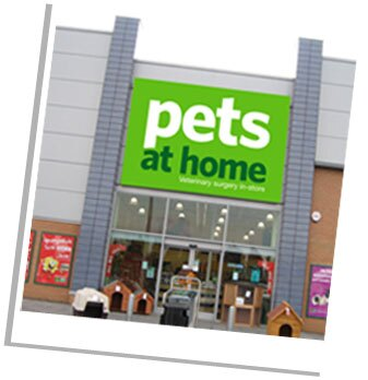 Dog Friendly Wales pets at home shop front Fforestfach